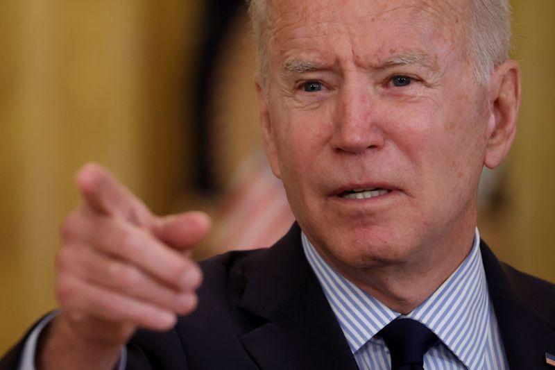 Biden diz que relatório de empregos mostra