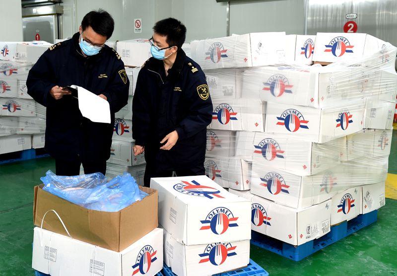 Importação de carnes pela China aumenta 6,9% em abril e fica perto de recorde