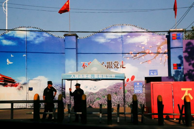 China urges U.N. states not to attend Xinjiang event next week