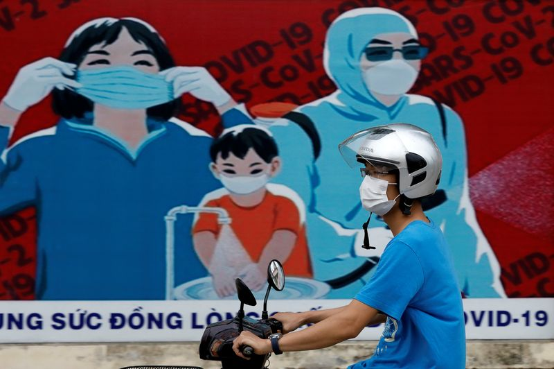 Vietnam says new COVID outbreak threatens stability