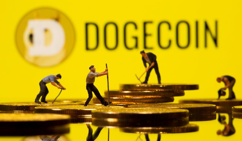 Dogecoin pierde un tercio de su precio después de que Elon Musk la denomina como un timo en programa SNL
