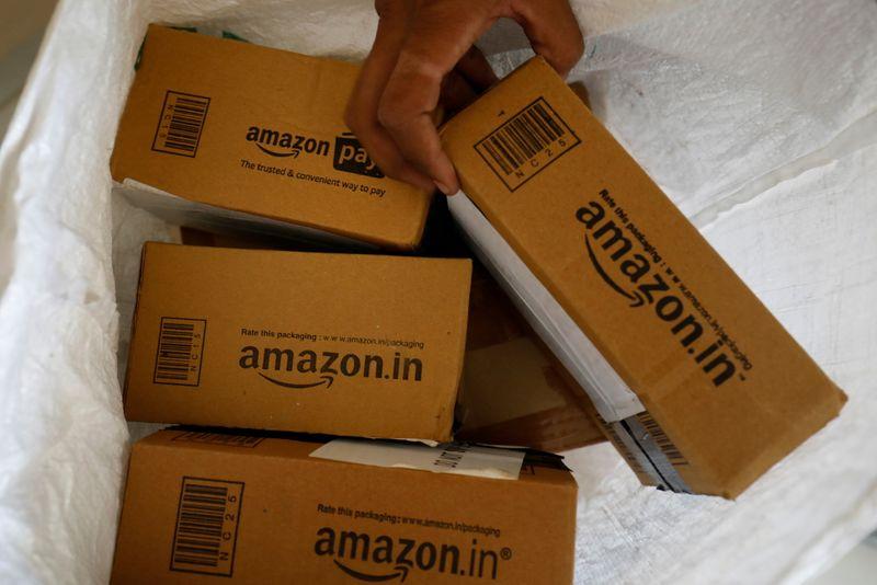 アマゾン、インドでプライムデー開催見合わせ 深刻なコロナ禍で