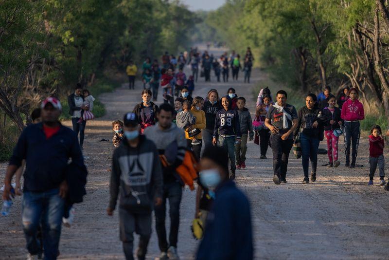 米とメキシコ、移民対策で協力へ 汚職撲滅や経済支援