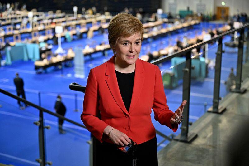 Reste à savoir quand, pas si, un référendum aura lieu en Ecosse, dit Sturgeon