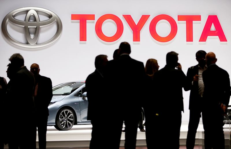 Investors chide Toyota's Toyoda for questioning combustion car ban