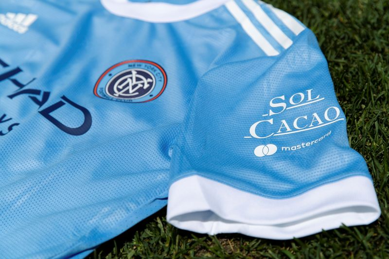 Exclusive: New York City FC gift sleeve sponsorship to small chocolate maker
