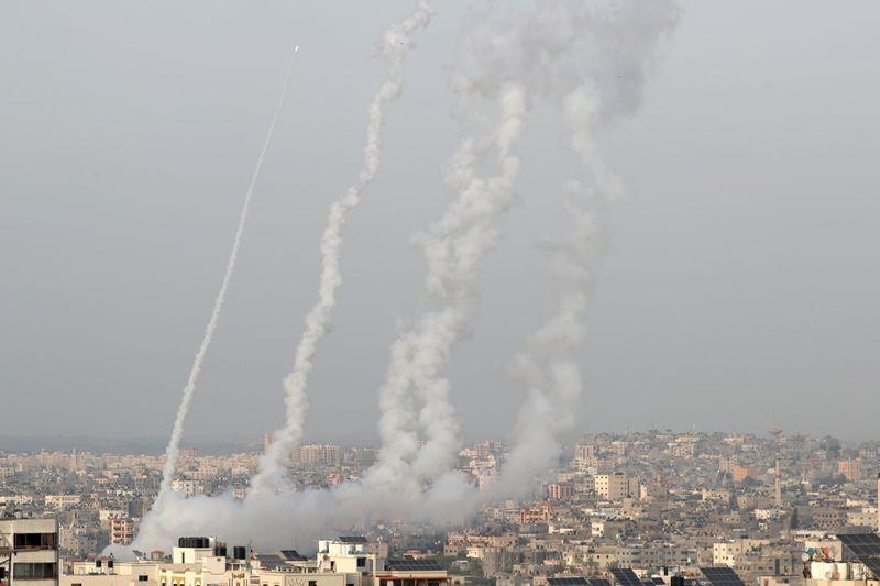 Neuf Palestiniens tués dans des raids israéliens sur Gaza