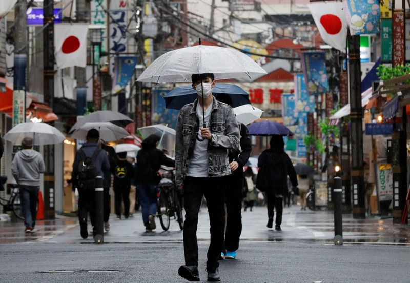 Japan March household spending posts biggest monthly rise in 18 months