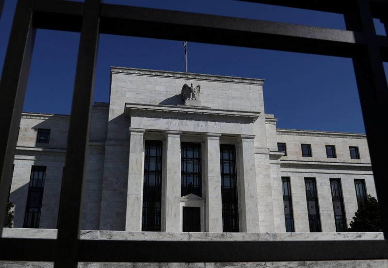 U.S. Fed should require banks to hold more cash for climate risks -think tank