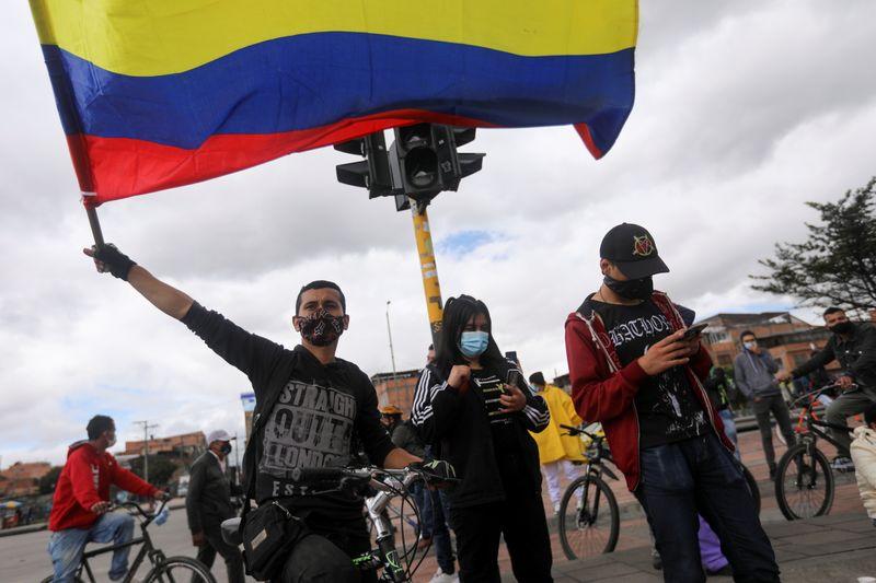 Colombie: Première réunion infructueuse entre les manifestants et le gouvernement