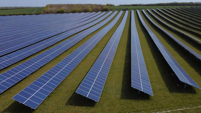 Global renewable energy grew at fastest pace in two decades in 2020 - IEA