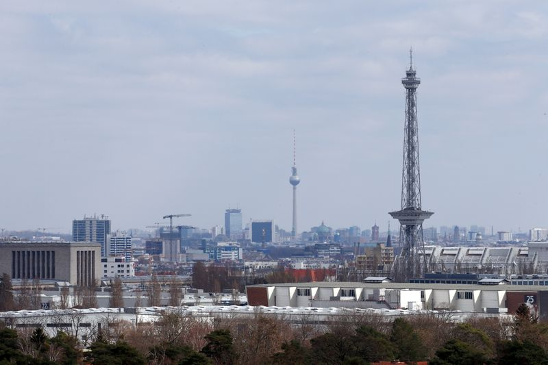 German insolvencies fall further, new cases also ease