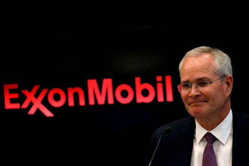 Investor Legal & General backs activist in Exxon proxy battle