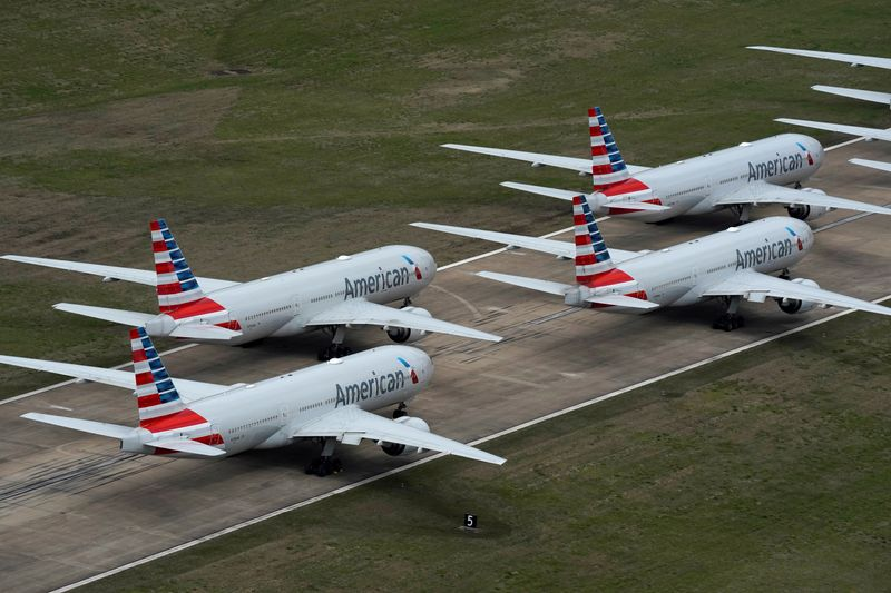 Airline CEOs call for summit to speed relaunch of UK-US travel