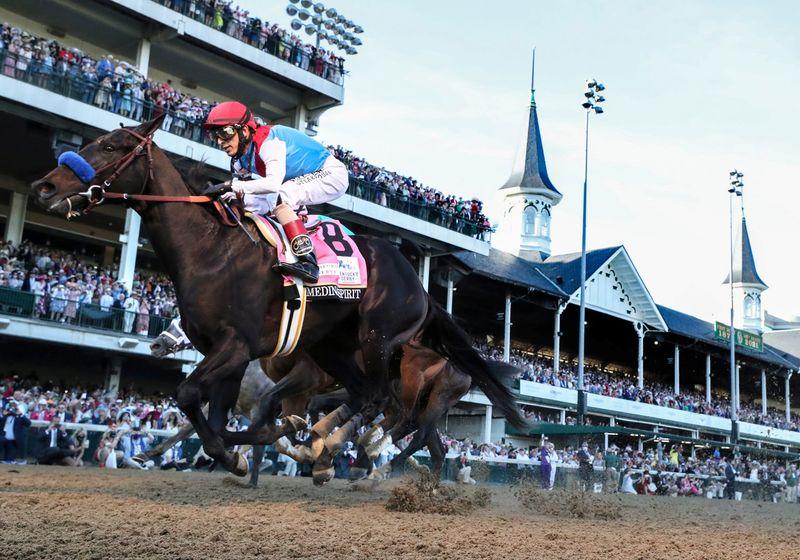 Horse racing: Ointment could explain Medina Spirit positive test - Baffert