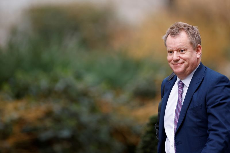 UK warns on sustainability of post-Brexit N.Ireland trade rules