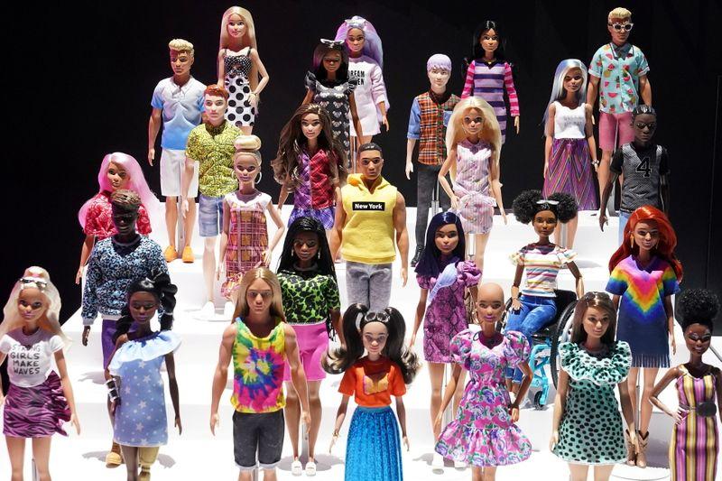 Mattel turning old Barbies, Matchbox cars and MEGA Bloks into new toys