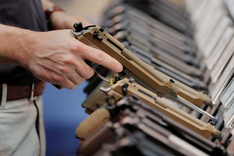 U.S. judge dismisses NRA bankruptcy in victory for New York