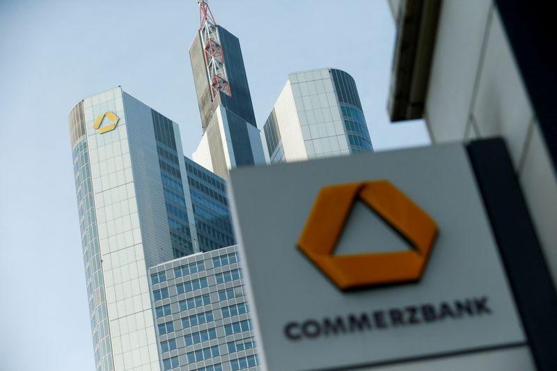 Commerzbank trades its way to surprise Q1 profit as raises outlook