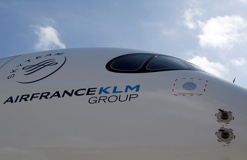 Air France-KLM se dit mieux positionné que ses concurrents en sortie de crise