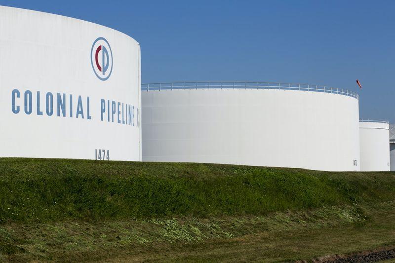 Colonial Pipeline slowly restarts as Southeast U.S. scrambles for fuel