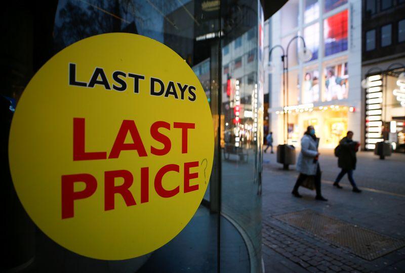 Allemagne: L'inflation en avril confirmée à 2,1% sur un an