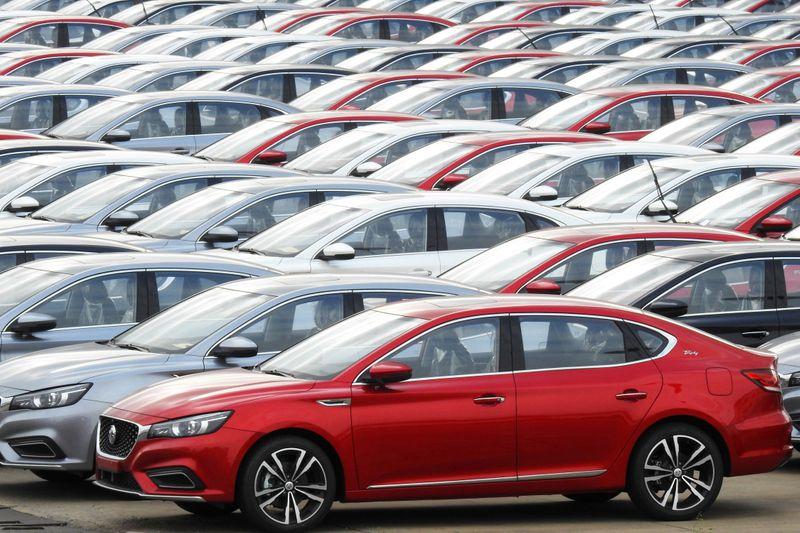 Chine: Bond de 8,6% des ventes de voitures en avril, 13e mois consécutif de hausse
