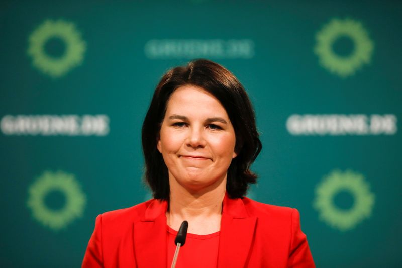 Germany's Greens clash with finance minister over return to debt brake