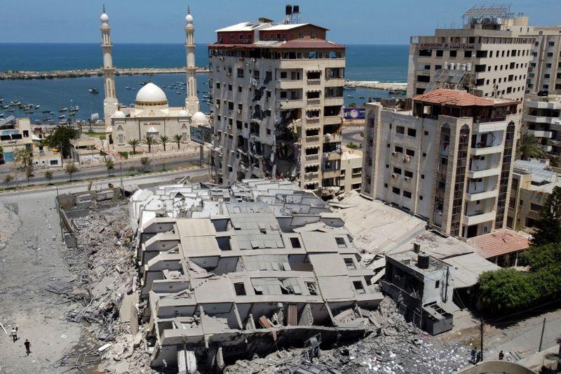 Israël dit avoir tué plusieurs commandants de la branche armée du Hamas à Gaza