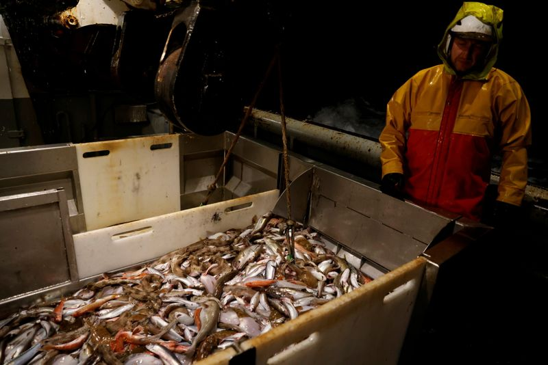 France to hold up EU-UK financial services deal over fisheries - source
