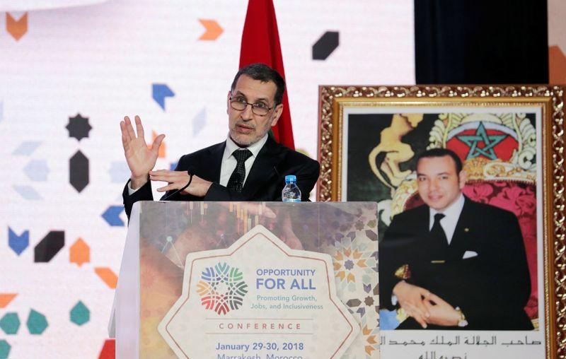 رئيس الحكومة المغربية لهنية: المملكة تعتبر القضية الفلسطينية قضية وطنية