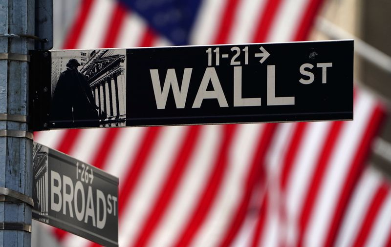 Wall St opens higher, led by tech shares