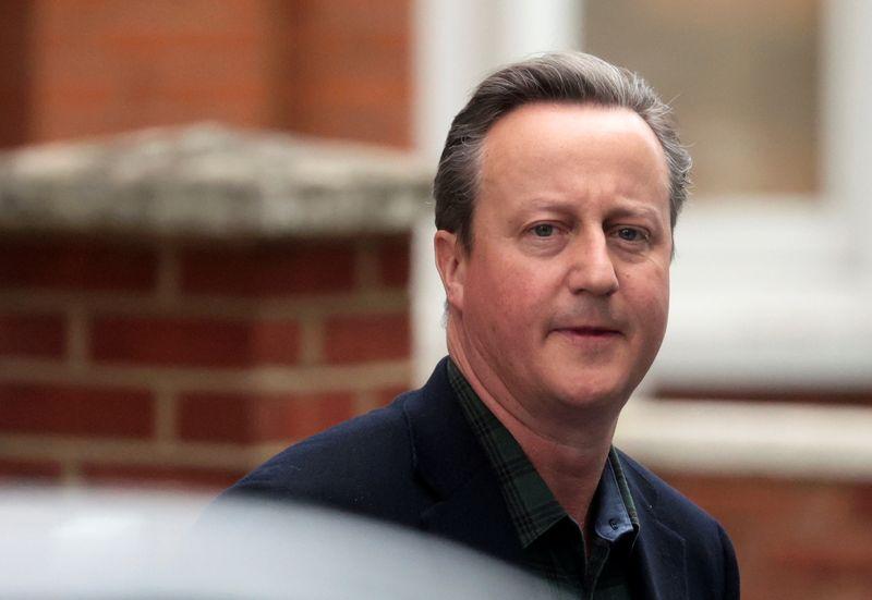Grande-Bretagne: Cameron dément avoir été motivé par l'argent pour le lobbying de Greensill