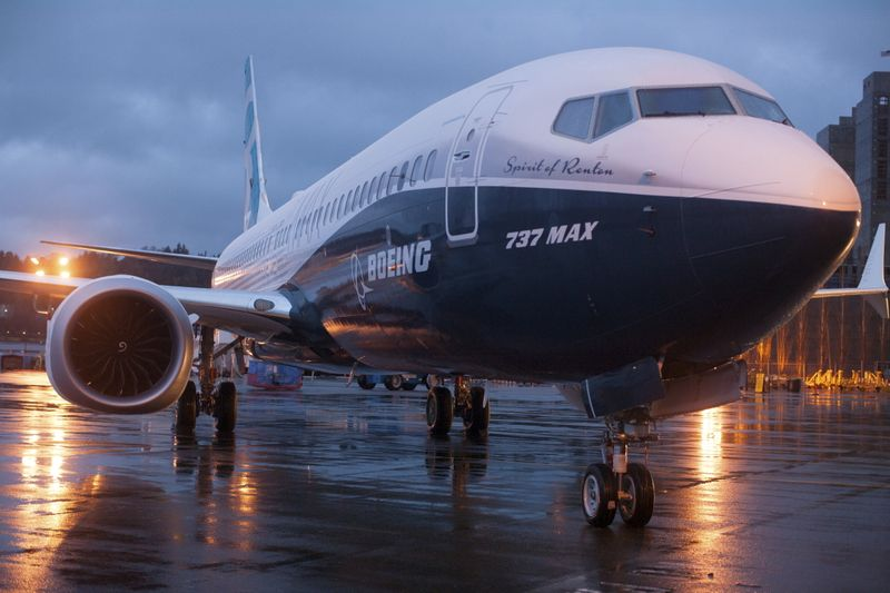 FAA aprova reparo elétrico em 737 MAX da Boeing