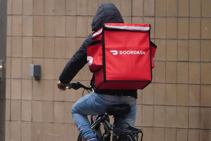 DoorDash raises growth forecast as food delivery demand remains resilient