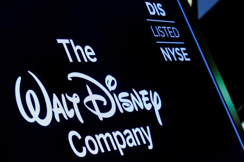米ディズニーの1─3月期、動画配信の伸び鈍化 株価下落