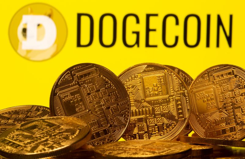 Musk tweets, doge leaps and bitcoin retreats