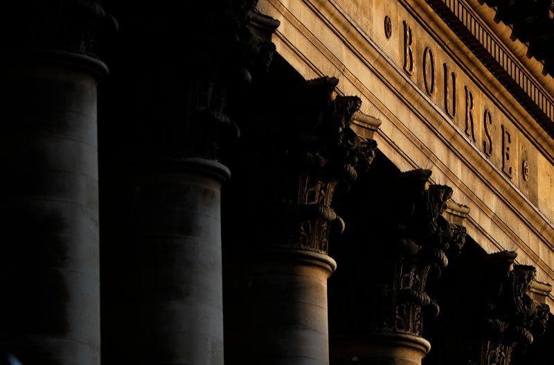 L'Europe boursière en hausse, la crainte de l'inflation s'apaise
