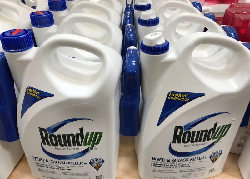 U.S. appeals court upholds $25 million Roundup verdict in blow to Bayer