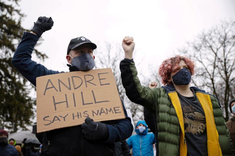 Ohio city reaches $10 million settlement over police killing of Andre Hill
