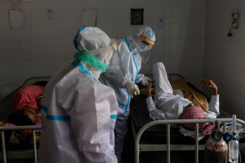 India reports daily rise of 326,098 in coronavirus infections