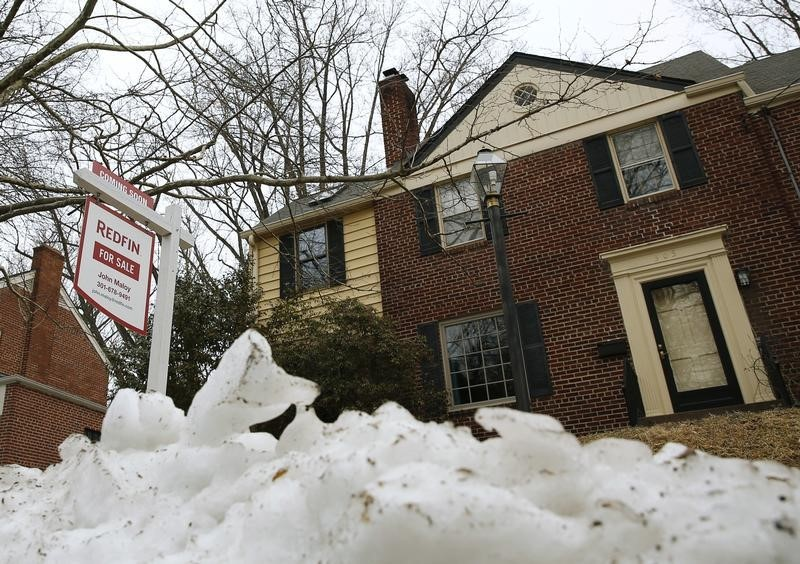 © Reuters An existing home for sale is seen in Silver Spring Maryland