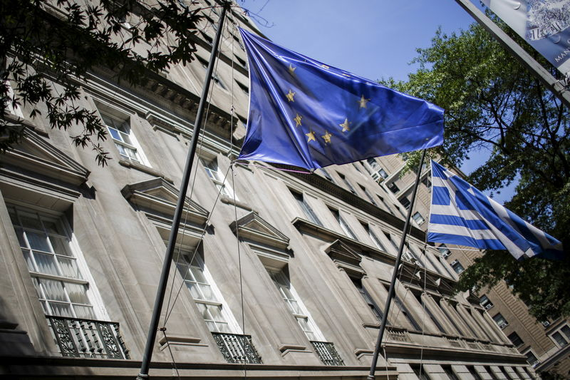 greek withdrawal from the eurozone essay A greek departure from the eurozone would roil the global economy and cause chaos in greece however, some argue that a return to the drachma may allow greece to become more competitive in the.