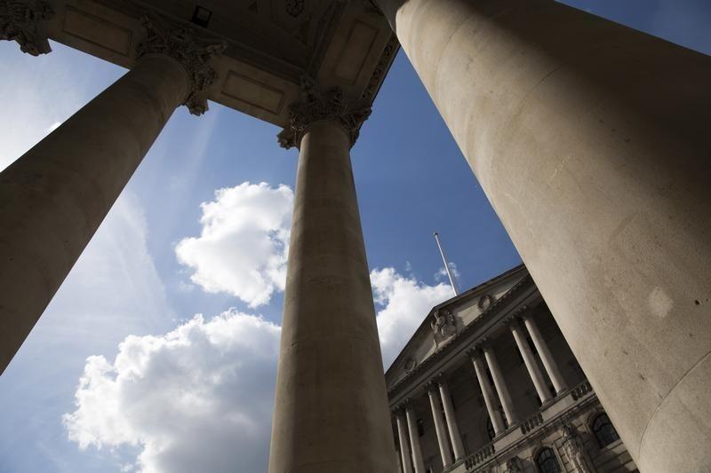 Bank of England names two financiers to serve on regulation board