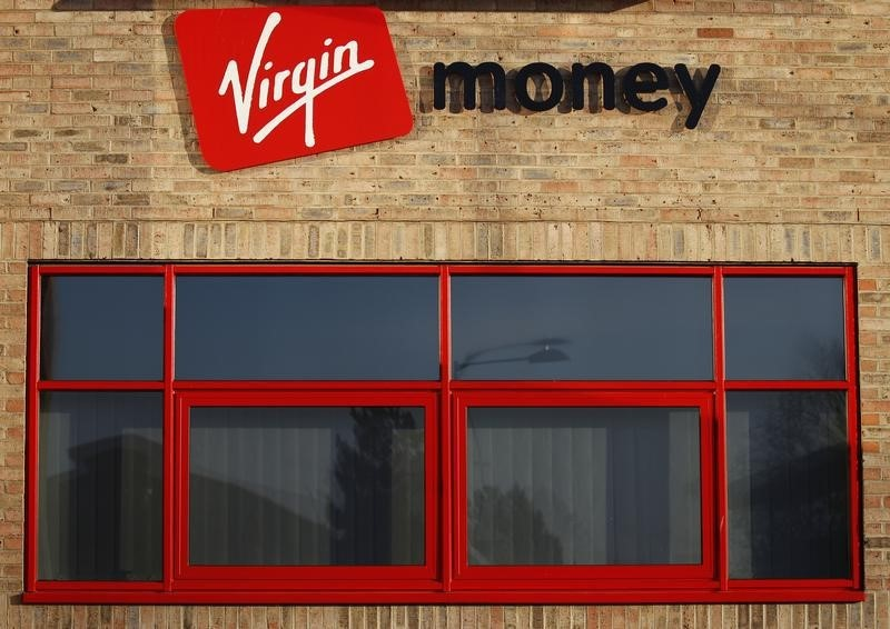 Virgin Money posts strong first-half profit on surge in mortgage lending
