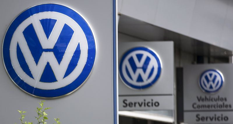 a report on the pollution test scandal of volkswagen
