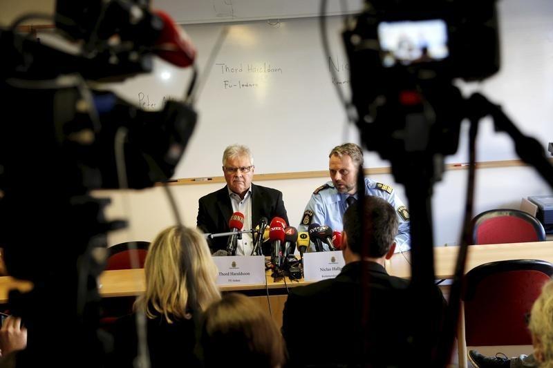 La Policía dice que el asesino de Suecia eligió a sus víctimas por su color