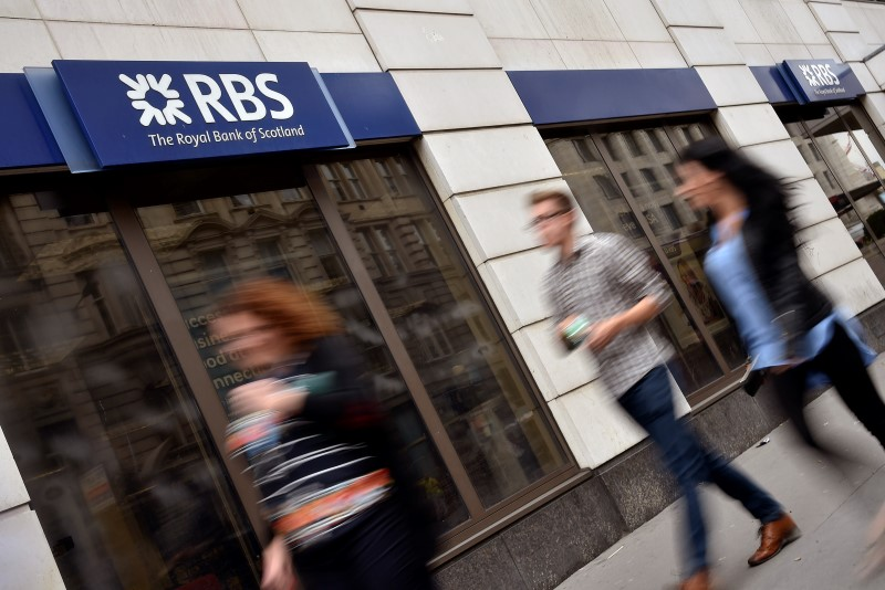 RBS settlement on U.S. mortgages could come within weeks - analysts