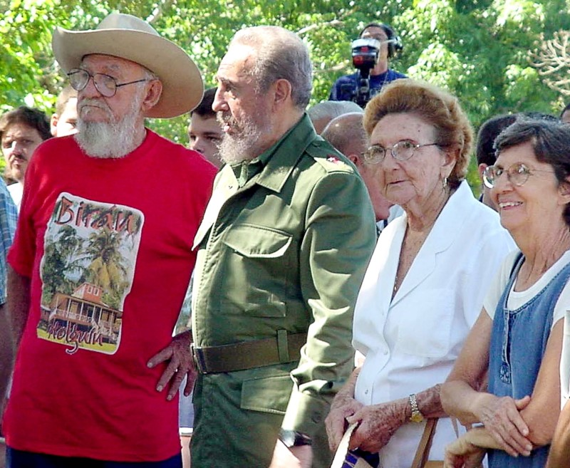 Семья Кастро