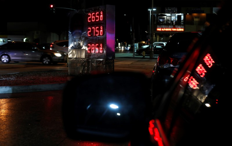 Arco Gas Prices >> Average U S Gas Prices Rose 8 Cents In Three Weeks